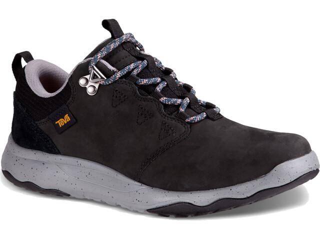 Teva W's Arrowood LUX WP Shoes black/grey